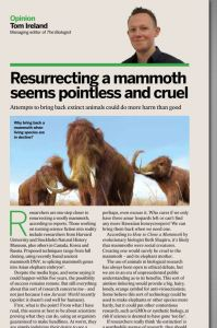 Mammoth-article